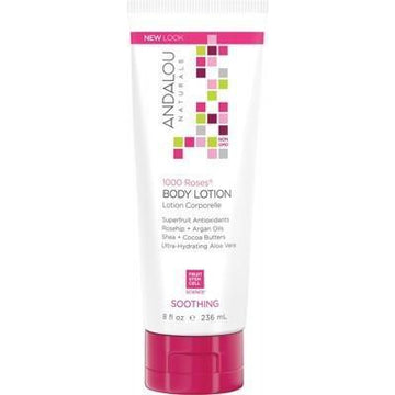 Body Lotion Soothing 1000 Roses 236ml