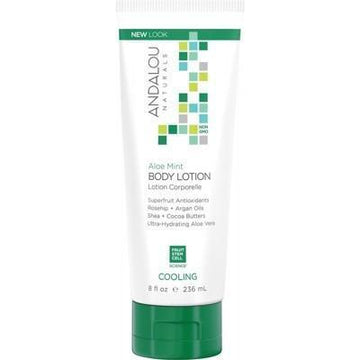 Body Lotion Aloe Mint Cooling 236ml