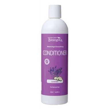 Lavender Conditioner 500ml - BIOLOGIKA