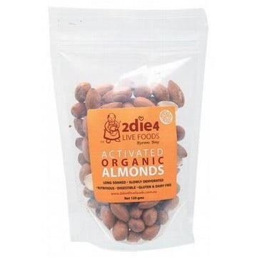 Activated Almonds 120g