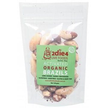 Activated Brazil Nuts 120g