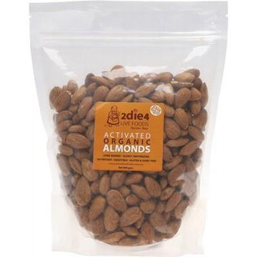Activated Almonds 600g