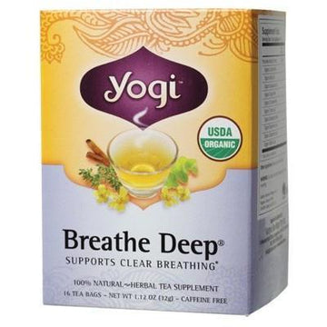 Breathe Deep Tea Bags 16 bags