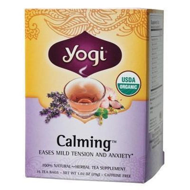 Calming Tea Bags 16 bags - YOGI TEAYOGI TEA