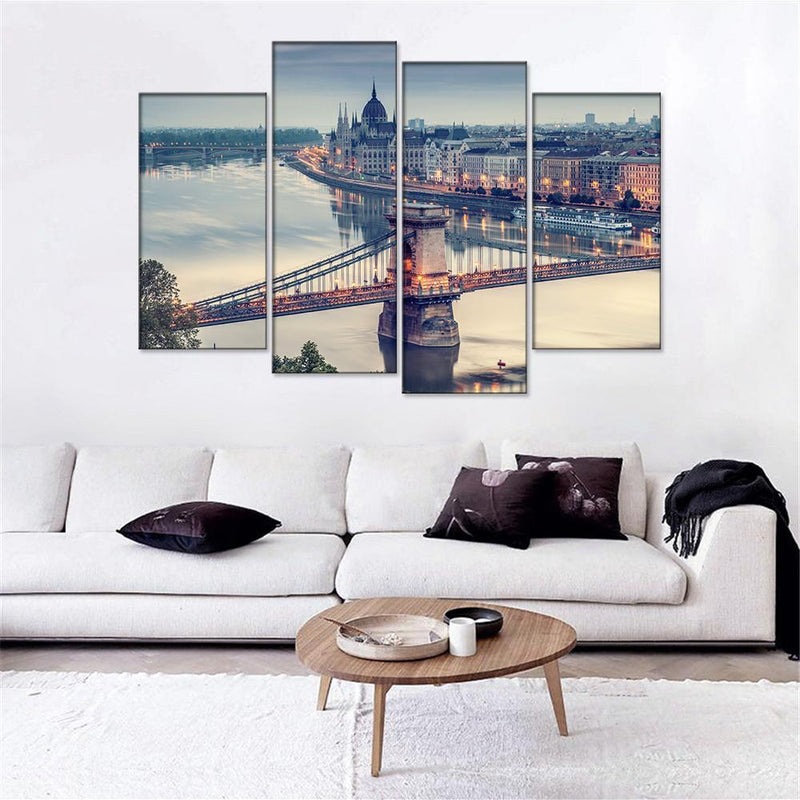 Budapest Canvas Set - Canvasist