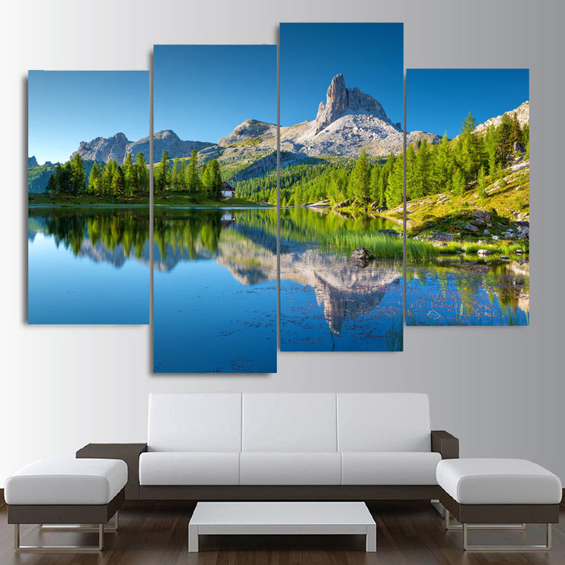 Alpine Alps Canvas Set - Canvasist