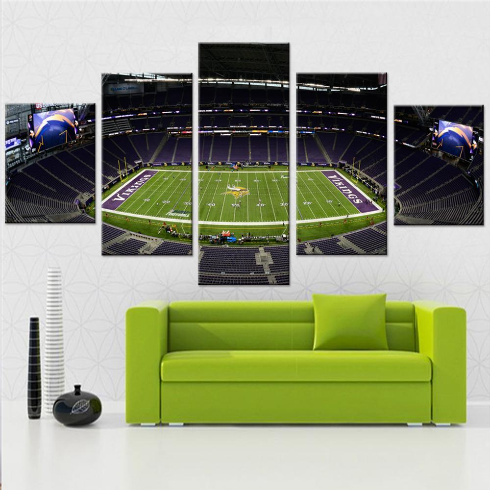 The Bank Stadium Canvas Set