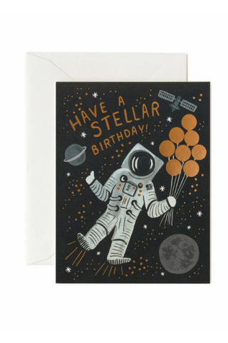 Stellar Birthday Card by Rifle Paper Co. - hello flowers!