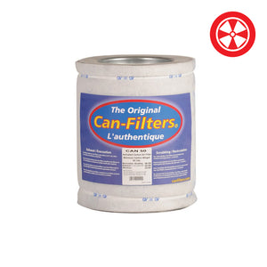 CAN FILTERS 50 w/o Flange
