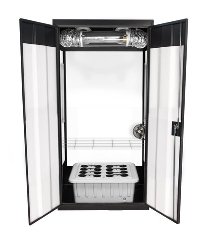 SuperCloset SuperFlower 3.0 HPS Grow Cabinet
