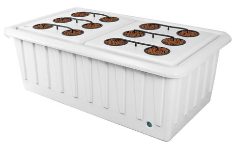 Image of Super Closet SuperPonics XL 12 Hydroponic Grow System