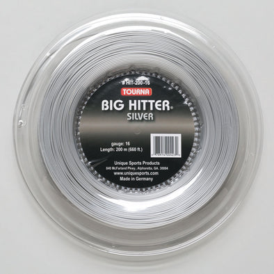 Tourna Big Hitter Silver 16 660' Reel