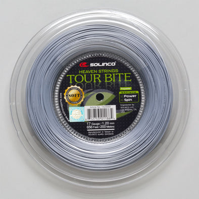 Solinco Tour Bite Soft 17 1.20 660' Reel