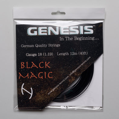 Genesis Black Magic 18