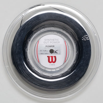 Wilson Synthetic Gut Power 17 660' Reel