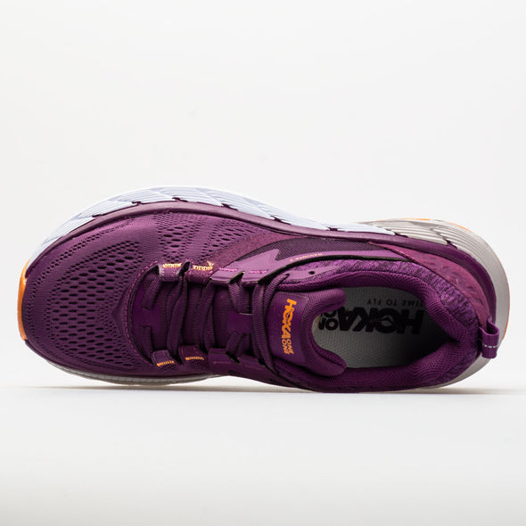 Hoka One One Gaviota 2 Women's Grape Juice/Bright Marigold