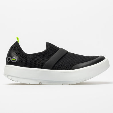 Oofos OOmg Low Women's White/Black