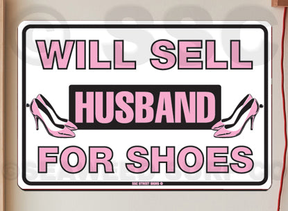 AA481 Sell Husband for Shoes - Seaweed Surf Co