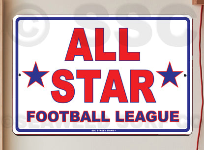 AT2 All Star Football League - Seaweed Surf Co