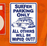 SF100 Surfer Parking Only - Seaweed Surf Co