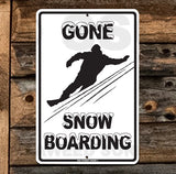 SN12 Gone Snowboarding - Seaweed Surf Co
