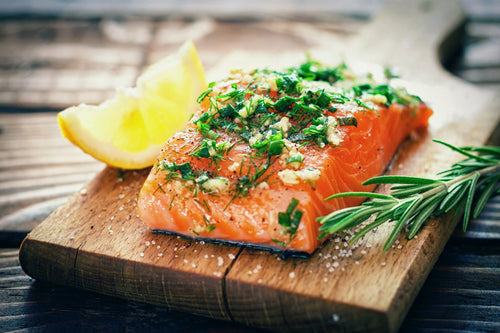Add-On Norwegian Salmon Fillets