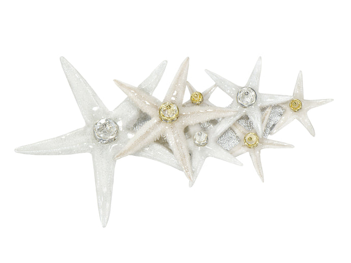 Seaside Sea Star Montage Hairpiece