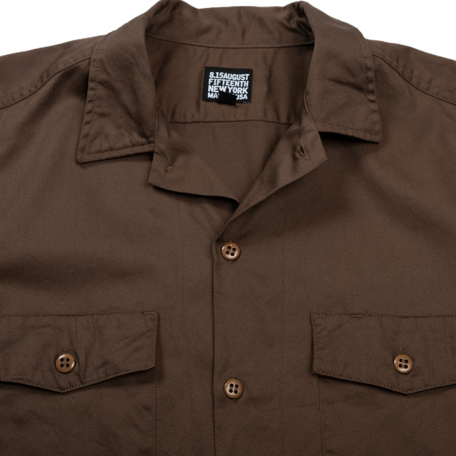 Detroit Shirt - Brown