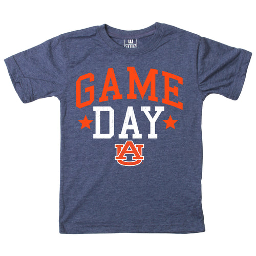 Auburn University Toddler Game Day Tee