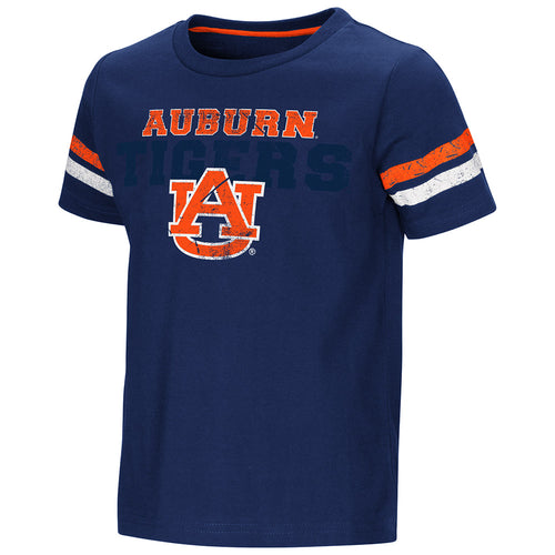 Auburn Short Sleeve Football Tee