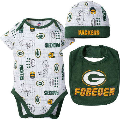 Packers Fan Forever Outfit