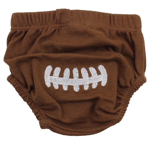 Baby Football Diaper Cover