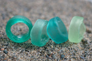 resin sea glass bottleneck style 5