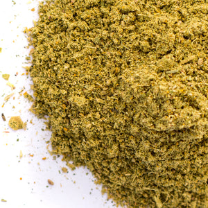 Kauai Farmacy endurance powder moringa ashwaghanda detail