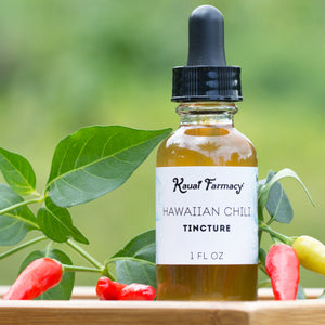 Hawaiian Chili Pepper Tincture Hot Sauce