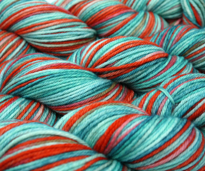Merino Worsted - Superstitious