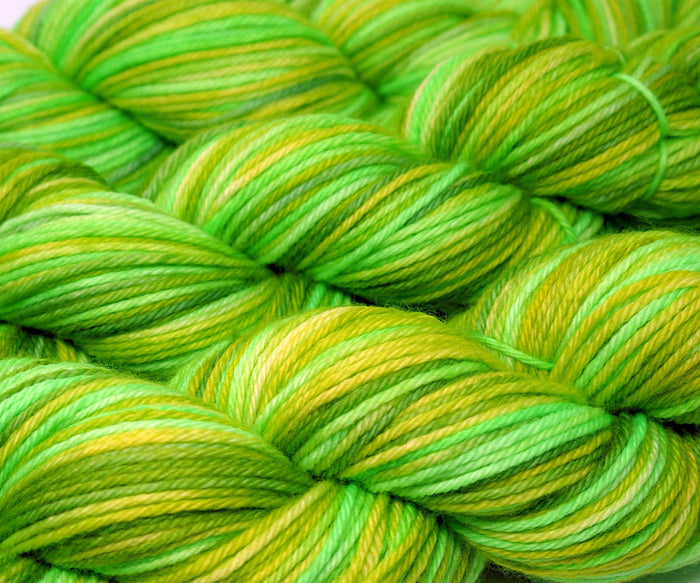 Merino Worsted - Green's Not Easy