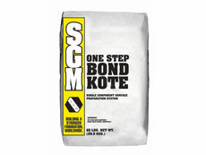 SGM ONE STEP BOND KOTE Surface Preparation