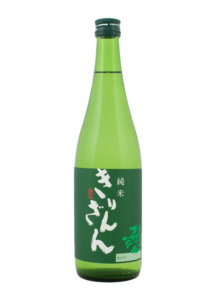 Kirinzan Green Junmai 720ml