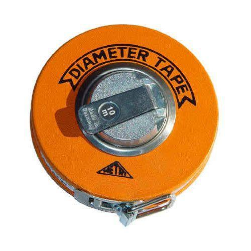 10 metre Richter Steel Diameter Tape Ring