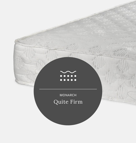 Monarch mattress single size