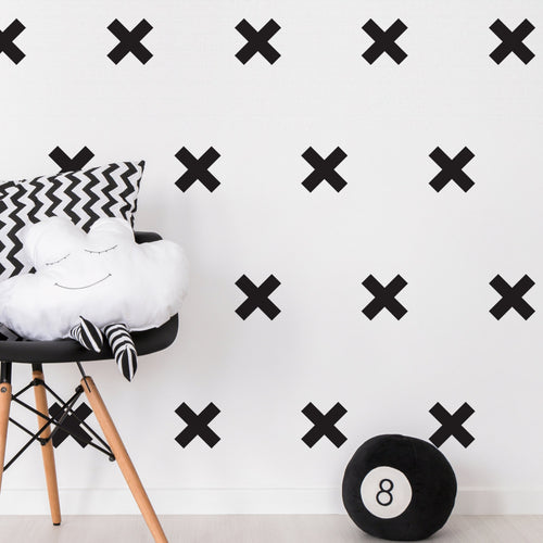 Wall Decals Crosses Wall Stickers