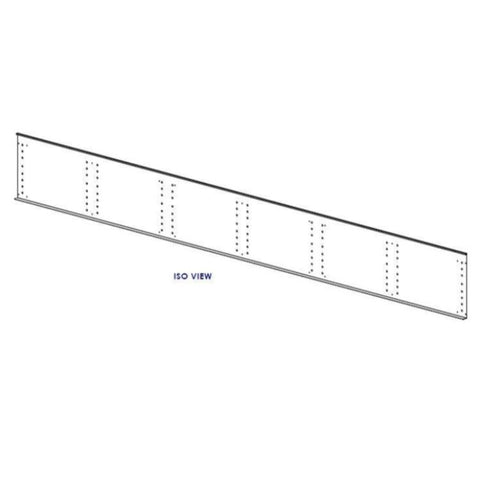 Tyler NFJ & FFJ 12' X 15-1/4 OEM Front DUCT Panel (Interior)
