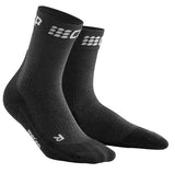CEP Women's Trail Merino Mid-Cut Socks