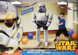 Jumbo Ballon Helium Star Wars Storm Trooper - 70 pouces