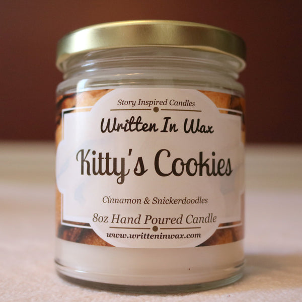 Kitty's Cookies Candle