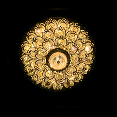 Ruby Ceiling Light