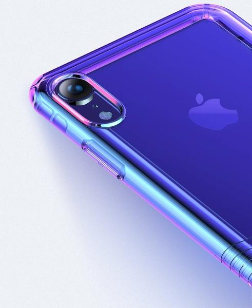 COLORFULLY ® - La coque graduée antichoc pour iPhone
