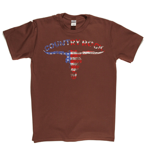 Country Rock T Shirt