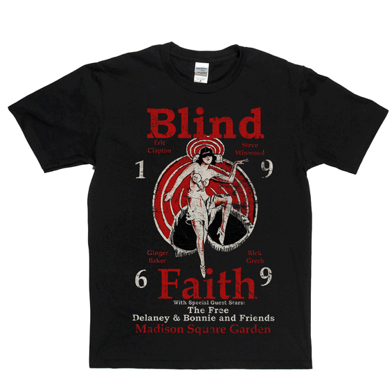 Blind Faith Poster T-Shirt